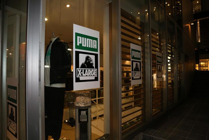 Photo12 - XLARGE® x PUMA LAUNCH PARTY RECAP