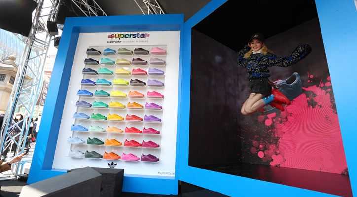 Photo01 - adidas Supercolor Dress Room Recap