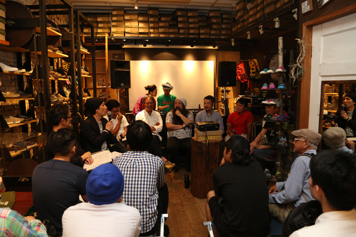 Photo04 - SNEAKER SPEAKER Vol.8 Recap