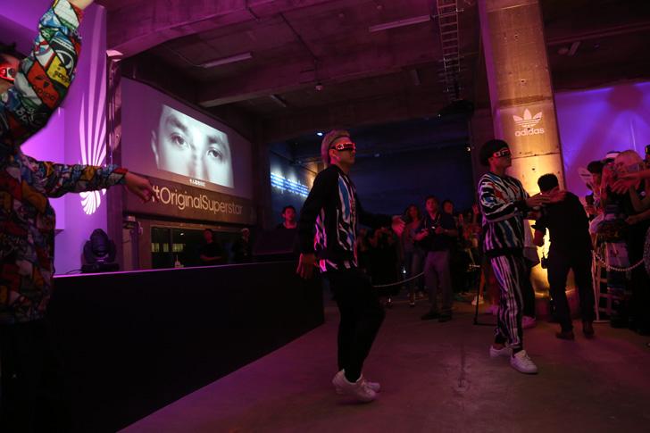 Photo19 - アディダスは、Superstarをテーマに一夜限りのアソビ場を創り出すCELEBRATION PARTY TOKYO by Pharrell Williams & YOONを開催