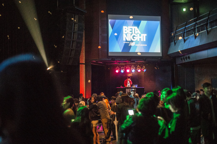 Photo02 - BETA NIGHT presented by New Balance Recap