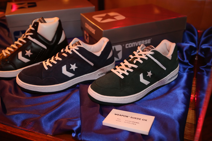 "Photo03 - SNEAKER SPEAKER Vol.9 CONVERSE ""WEAPON"" Event Recap"