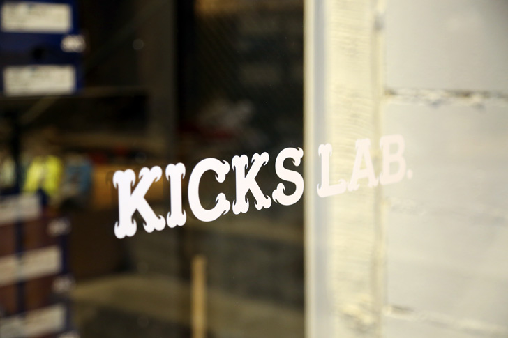 Photo11 - KICKS LAB. Opening Reception Recap
