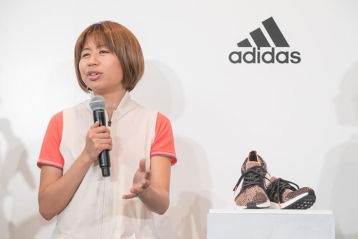 Photo03 - アディダスは、UltraBOOST X発売を記念した女性限定ポップアップランニングステーションLOUNGE Xを表参道にオープン