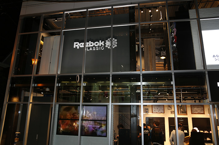 Photo05 - SNEAKER SPEAKER Vol.12 in Reebok CS Harajuku