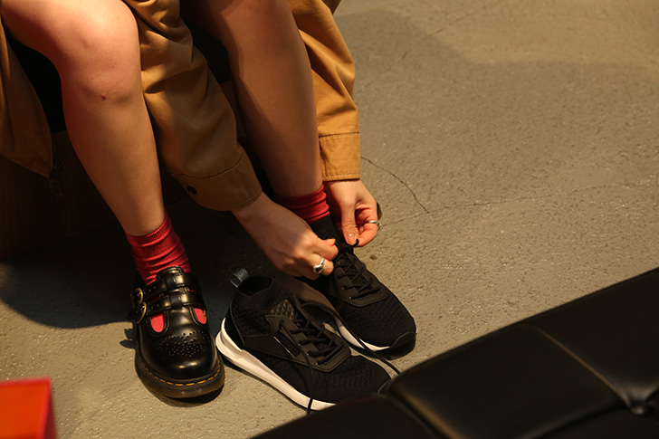 Photo07 - SNEAKER SPEAKER Vol.12 in Reebok CS Harajuku