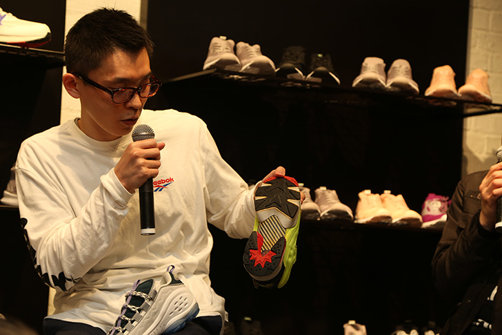 Photo16 - SNEAKER SPEAKER Vol.12 in Reebok CS Harajuku