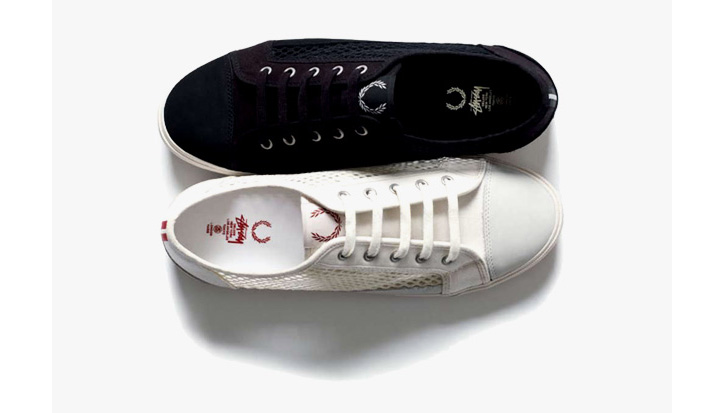 Photo01 - Stussy Deluxe x Fred Perry Blank Canvas