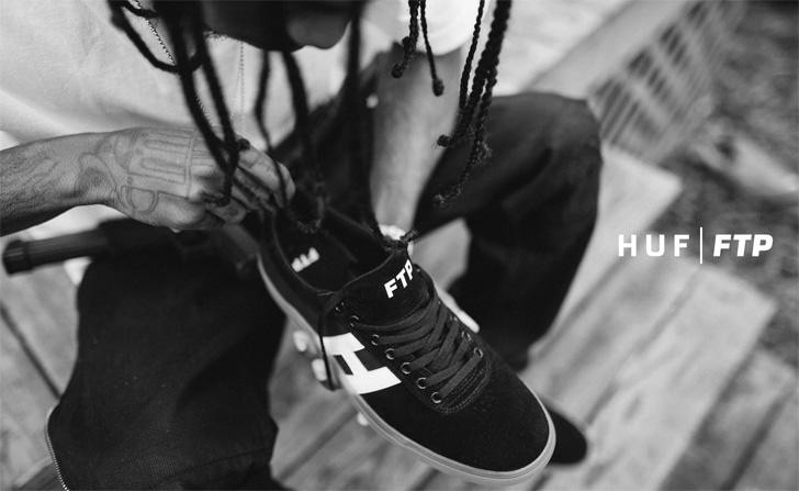 Photo01 - HUFは2010年にスタートしたLAブランド、FTPとのカプセルコレクションを発売