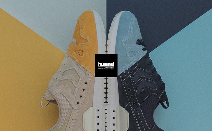 Photo01 - ヒュンメルは、mita sneakersクリエイティブディレクター国井氏のディレクションによるMARATHONA OGを発売