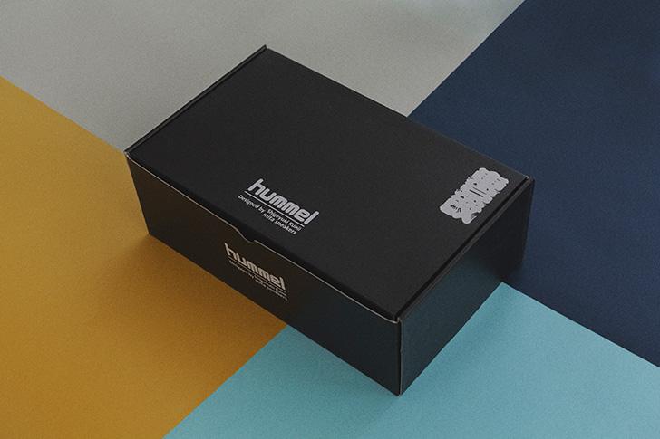 Photo06 - ヒュンメルは、mita sneakersクリエイティブディレクター国井氏のディレクションによるMARATHONA OGを発売