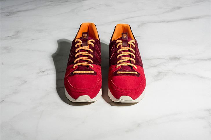 Photo05 - ヒュンメルは、Danish Pastryからインスパイアされたmita sneakersとのコラボレートモデルMARATHONA OGを発売
