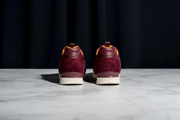 Photo07 - ヒュンメルは、Danish Pastryからインスパイアされたmita sneakersとのコラボレートモデルMARATHONA OGを発売