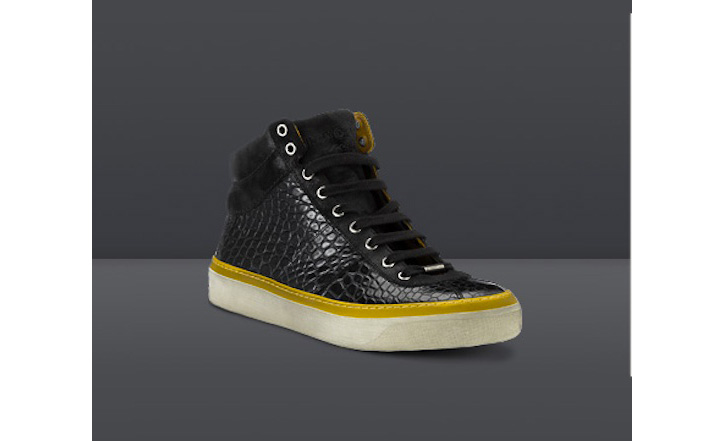 Photo02 - Jimmy Choo Sneakers for Fall/Winter 2011