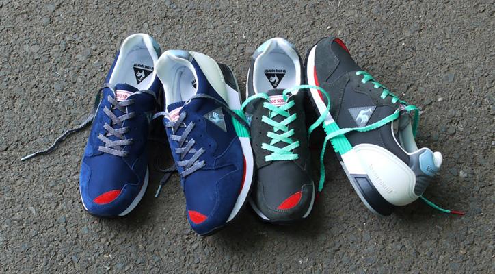 Photo01 - mita sneakers 国井栄之氏がカラーディレクションを手掛けた le coq sportif EUREKA が発売