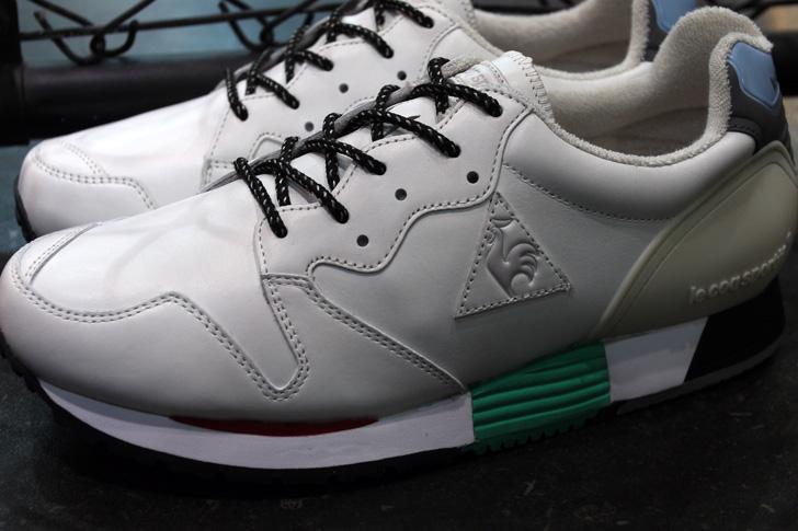 Photo04 - mita sneakers Creative Director 国井栄之氏がカラーディレクションを手掛けたle coq sportif EUREKA LEがリリース