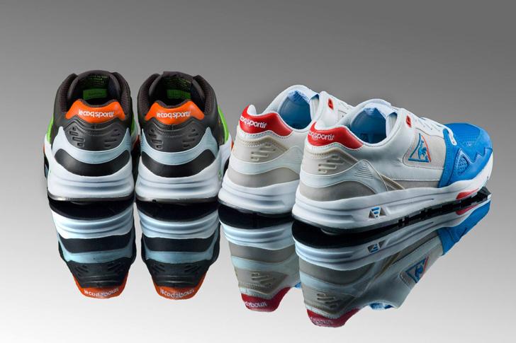 Photo02 - ルコックスポルティフから、「mita sneakers」「KICKS LAB.」「le coq sportif Harajuku」店舗限定モデルが登場