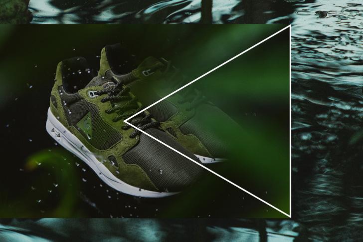 Photo04 - ルコックスポルティフより、mita sneakersクリエイティブディレクター国井栄之氏がカラーディレクションを手掛けたLCS-R900 MTが発売
