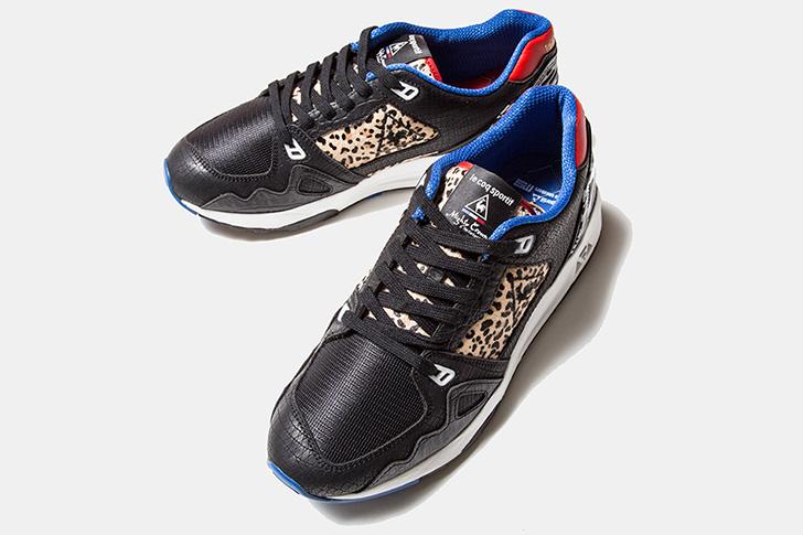 Photo12 - ルコックスポルティフから、25周年を迎えたMighty Crownとmita sneakersによるコラボモデルLCS R 1000が登場
