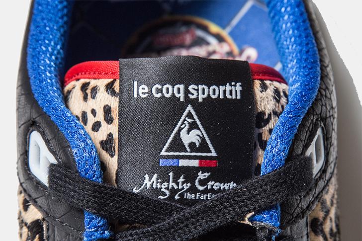Photo13 - ルコックスポルティフから、25周年を迎えたMighty Crownとmita sneakersによるコラボモデルLCS R 1000が登場