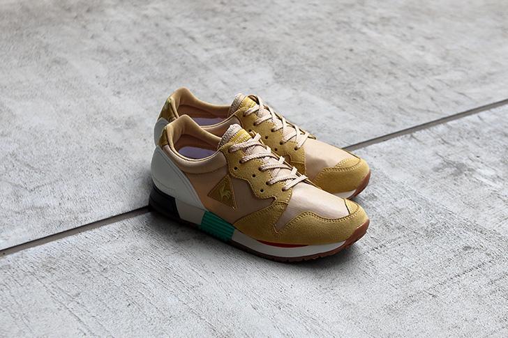 Photo04 - ルコックスポルティフから、mita sneakersクリエイティブディレクター国井氏がカラーディレクションを手掛けたEUREKAがリリース