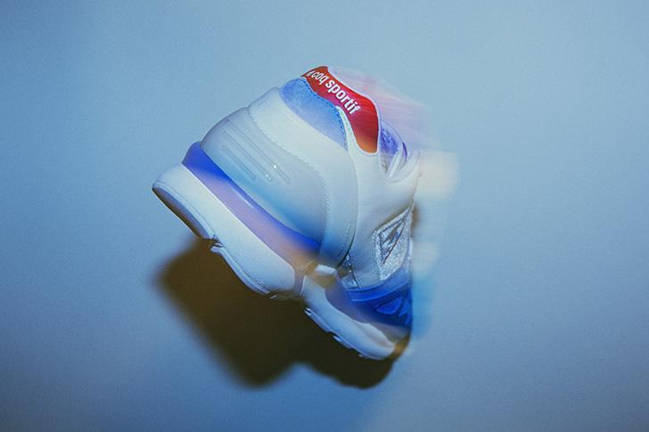 "Photo04 - ルコックスポルティフから、mita sneakersがディ レクションを手掛けたLCS R 921 ""mita sneakers Direction""が発売"