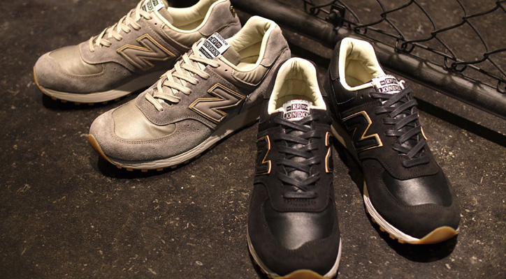 "Photo01 - new balance M576 ""ROAD TO LONDON COLLECTION"" 「made in ENGLAND」"