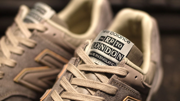 "Photo04 - new balance M576 ""ROAD TO LONDON COLLECTION"" 「made in ENGLAND」"