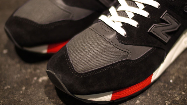 Photo03 - new balance M998 「made in U.S.A.」 「LIMITED EDITION」