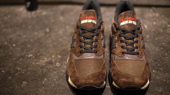 Photo09 - new balance M998 「made in U.S.A.」 「LIMITED EDITION」