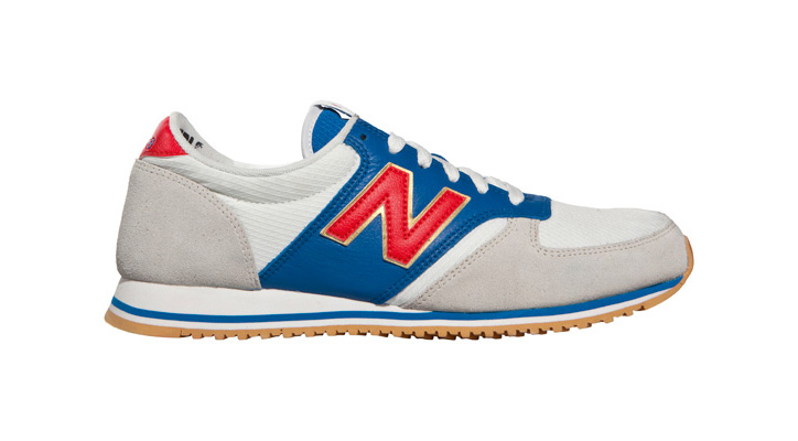 "Photo03 - New Balance ""Road To London"" Collection"