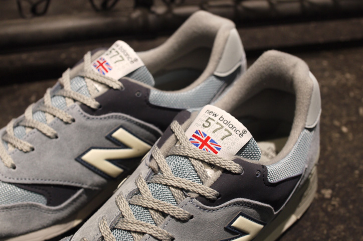 "Photo08 - new balance M577UK ""made in ENGLAND"" mita sneakers / atmos"