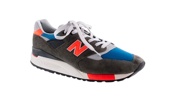 "Photo02 - New Balance 998 for J.Crew ""Made in USA"""