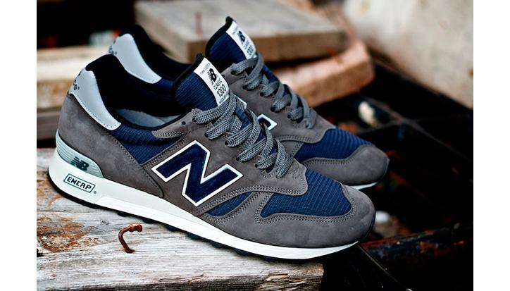 """Photo03 - New Balance 2012 Fall 1300NG """"Navy and Grey"""""""