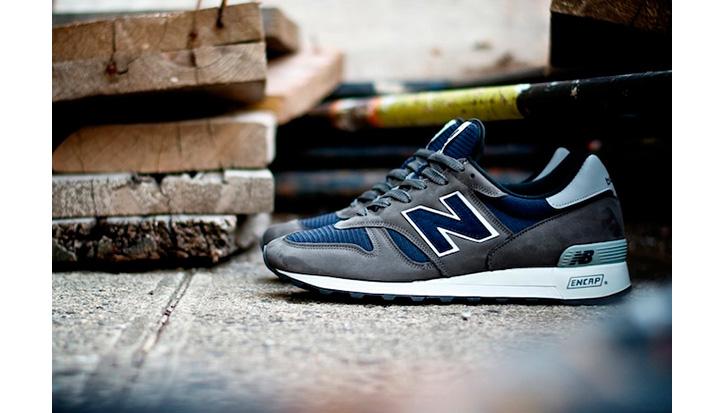 """Photo05 - New Balance 2012 Fall 1300NG """"Navy and Grey"""""""