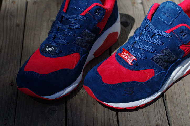 Photo03 - UNDEFEATED × colette × lamjc x new balance MT580 / CM1500