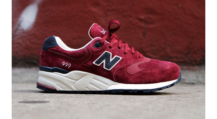 Photo01 - NEW BALANCE 999 BURGUNDY