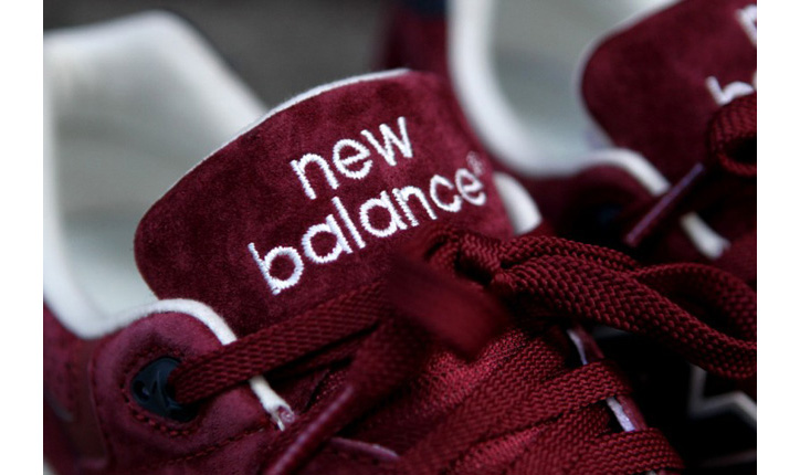 Photo02 - NEW BALANCE 999 BURGUNDY