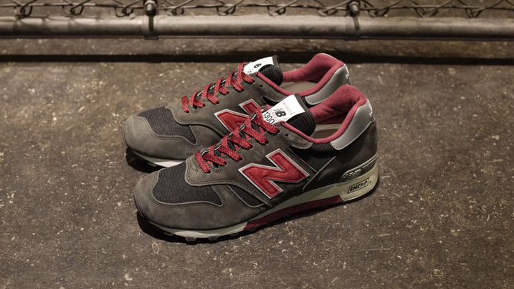Photo02 - new balance M1300CL 「made in U.S.A.」 NB