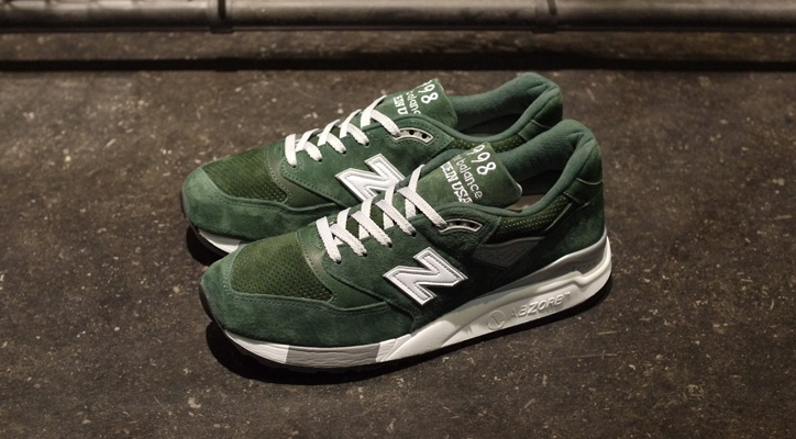 "Photo01 - new balance M998 ""made in U.S.A."" ""LIMITED EDITION for mita sneakers / OSHMAN'S"""