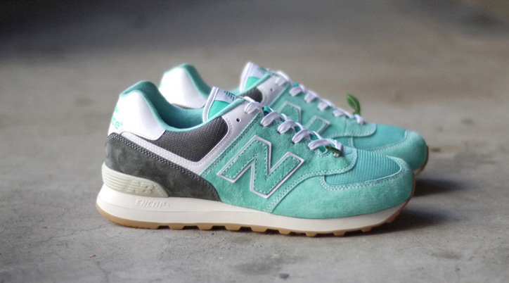 Photo06 - new balance ML574 MOJITO 「mita sneakers x OSHMAN'S」