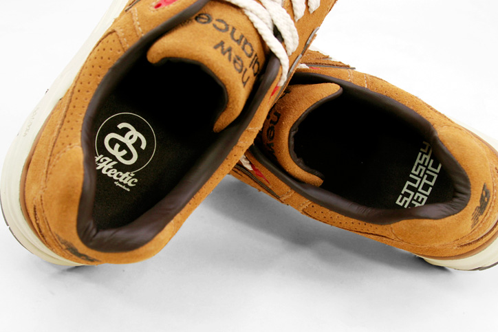 "Photo09 - Stussy x realmadHECTIC x New Balance ML999 ""Selle Francais"""