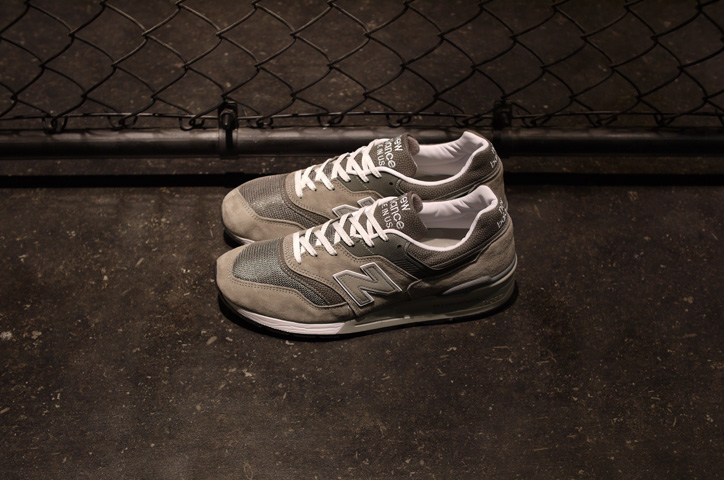 "Photo02 - new balance M997 ""made in U.S.A."" ""LIMITED EDITION""が遂に完全復刻"