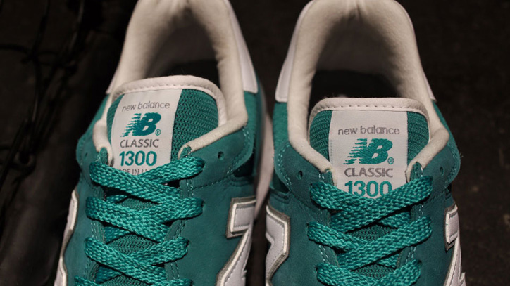 "Photo05 - new balance M1300CL ""made in U.S.A. ""が日本国内2店舗限定で発売"
