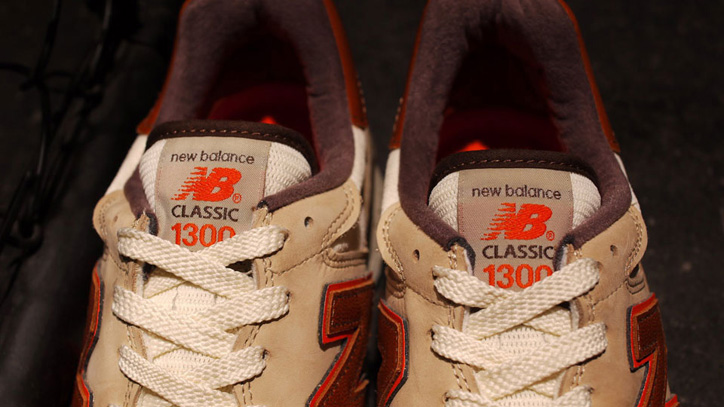 "Photo10 - new balance M1300CL ""made in U.S.A. ""が日本国内2店舗限定で発売"