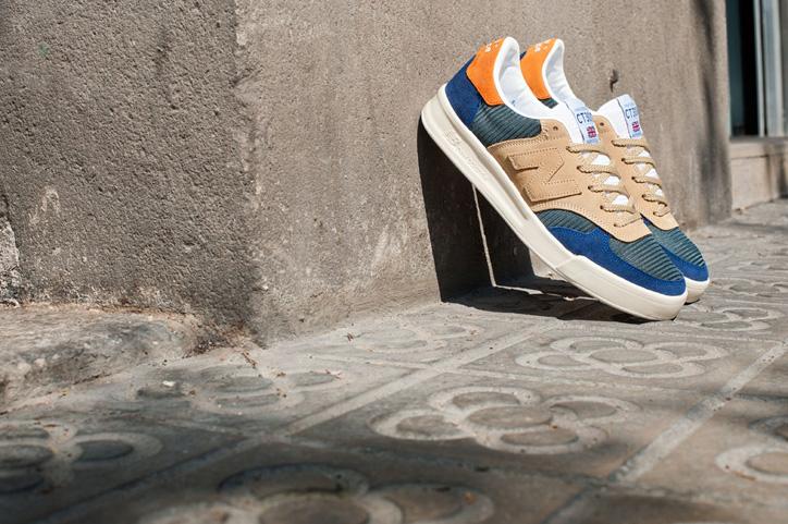 Photo04 - ニューバランス、ヨーロッパセレクトショップ「Hanon」「24 Kilates」「Firmament」とのコラボレーションモデル「CT300」を日本国内3店舗限定で発売