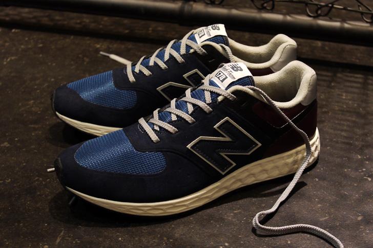 Photo02 - ニューバランスから、最新ソールユニットFRESH FOAMを搭載したmita sneakersのコラボモデルMFL574