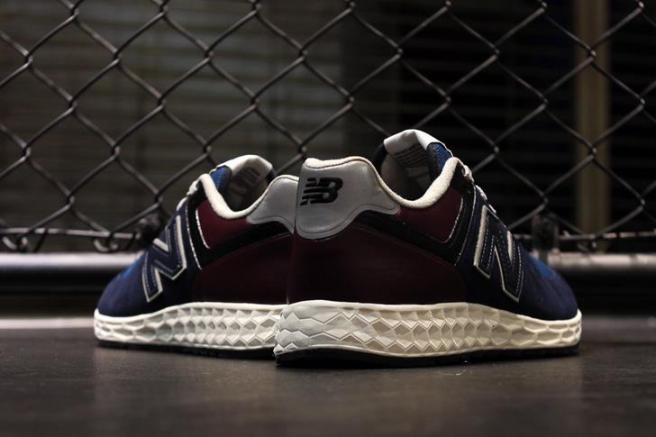 Photo07 - ニューバランスから、最新ソールユニットFRESH FOAMを搭載したmita sneakersのコラボモデルMFL574