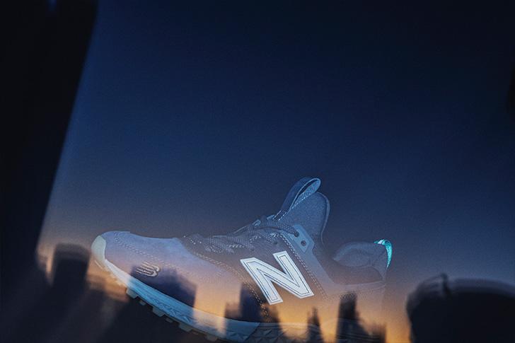 Photo13 - ニューバランスから、BLUE HOURと呼ばれるmita sneakersとのコラボレートモデルMS574が発売