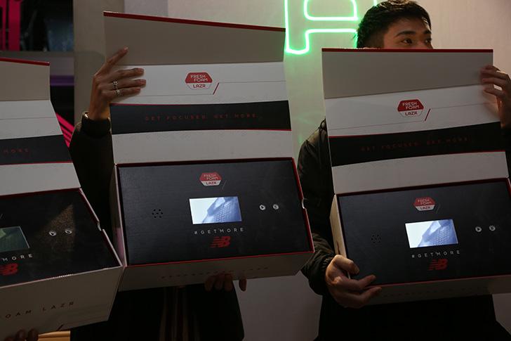 Photo18 - ニューバランス、FRESH FOAM LAZR シリーズ第1弾FRESH FOAM LAZR ELITEを全世界数量限定・店舗限定で発売